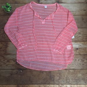 Tops - Old Navy Peasant Blouse